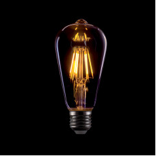 Bec decorativ LED 8W ST64 99LED769 Elmark