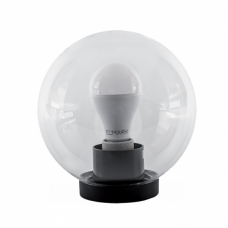 Lampa exterior PMMA Clear 200 96400023A60LED Elmark