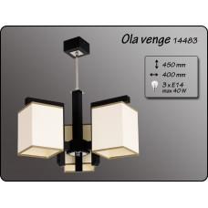 Lustra Ola Wenge 14483 ALFA