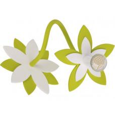 Aplica Flowers Green  6897 Nowodvorski