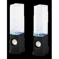 Boxa stereo RGB 3W 5V DC cu apa Xander 4540 Rabalux