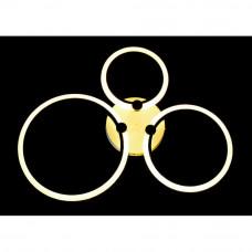 Lustra led dimabila, Three rings