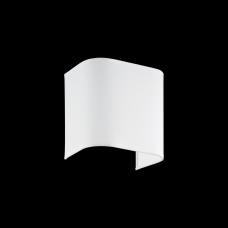 Abajur Gea Paralume AP2 Bianco 239576 Ideal Lux