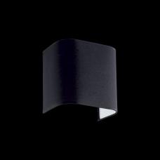 Abajur Gea Paralume AP2 Nero 239590 Ideal Lux