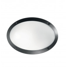 Aplica Maddi-1 iluminat exterior AP1 Negru 096704 Ideal Lux