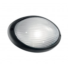 Aplica Mike iluminat exterior AP1 Big Negru 061801 Ideal Lux