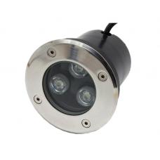 Spot LED Incastrabil Exterior CW 3W 220V