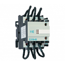 Contactor de actionare baterii de condensatoare CJ19-115 DPK 230V 115A 23991 Elmark