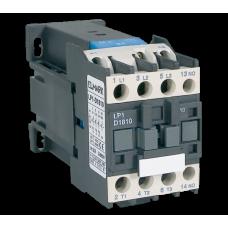 Contactor DC 12A 110V LP1 D1210 1NO 23981 Elmark
