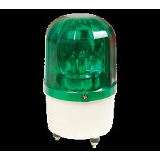 LAMPA + SIRENA LTE1101J-G 230V VERDE Elmark