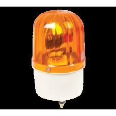 LAMPA + SIRENA LTE1161-Y 230V GALBEN Elmark