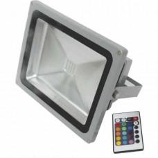 Proiector 20W LED RGB SK