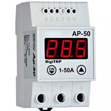 Releu protectie curent monofazic AP-50A 380049