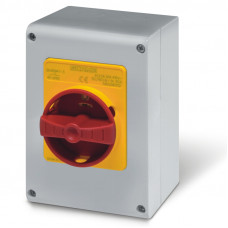 Separator sarcina 20A 2P IP65 Scame