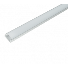 PROFIL DIN ALUMINIU CU CAPAC PVC ELM718/1-1000 1M 99ACC07