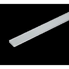 PROFIL DIN ALUMINIU CU CAPAC PVC ELM6220/2BM-1000 1M 99ACC26