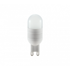 Bec LED 2W G9 230V lumina calda Elmark