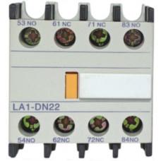 Contacte auxiliare pentru contactoare  4NC Comtec