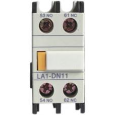 Contacte auxiliare pentru contactoare  1NC+1NO Comtec