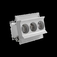 Soclu fuzibil in miniatura 3 poli 63A Comtec