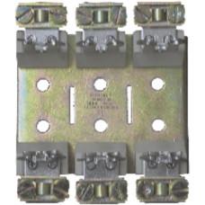 Soclu MPR tripolar cu punte metalica 160A PK 00 Comtec