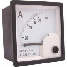 Ampermetru analogic cu masurare directa 100A Comtec