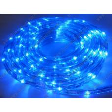 Cablu luminos Led albastru rola 10 metri 3 fire