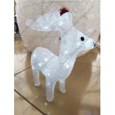 Figurina luminoasa din acril Ren