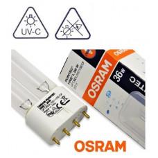 Lampa germicidala Osram 36W 4P 2G11 UV-C pentru sterilizare UV